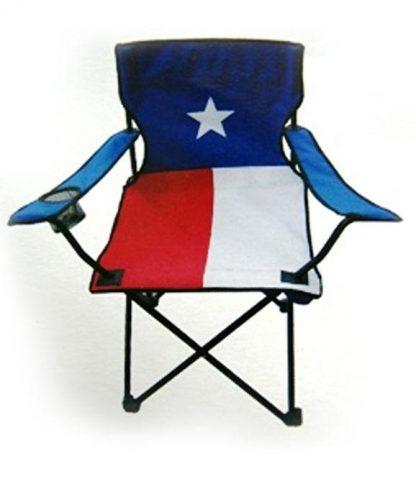Texan Flag folding chair 900056