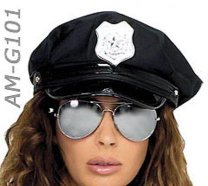 G101 Police Mirror SunGlasses