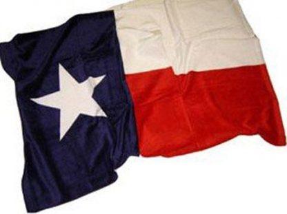 cotton Texas Flag Beach Towel 034