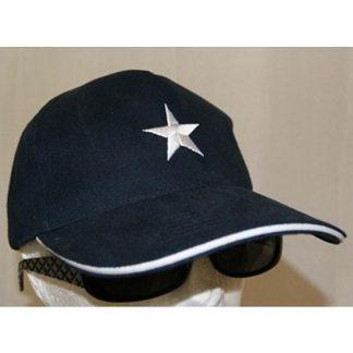 Bonnie Blue cotton twill baseball cap