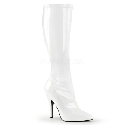 knee high boot with 5-inch spike heel Seduce-2000